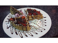 Great Well Established Milkshake, desert, Waffle, ETC. Business for Sale