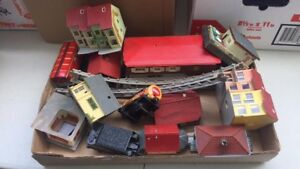 Train items (sold pending pickup)