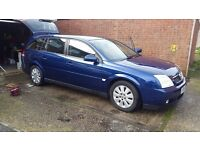 L@@k 54 PLATE VAUXHALL VECTRA ESTATE ANY PART X WELCOME