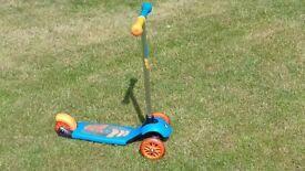 Childrens Avigo 3 Wheel Scooter