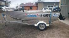 ***** 4m seajay + 35hp ***** Austral Liverpool Area Preview