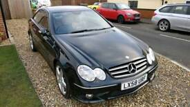 Mercedes 280 sports 7 tronic amg styling