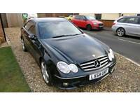 Mercedes 280 sprts 7 tronic amg styling