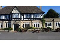 **ASSISTANT MANAGER/TEAM LEADER REQUIRED FOR FRIENDLY LOCAL PUB**