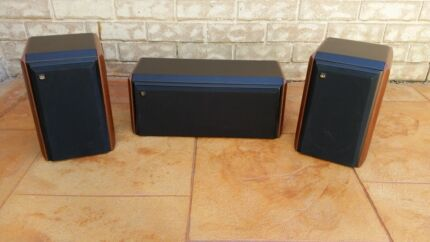 Welling Surround Sound Speaker System -- EXCELLENT CONDITION -- Campsie Canterbury Area Preview