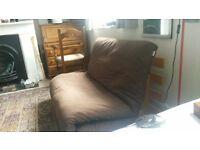 Futon Co Double Futon Sofa-bed