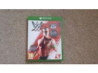 Xbox One WWE 2K15 * Mint Condition*