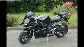 Triumph daytona 675 2010 low mileage arrow