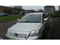 Toyota Avensis 1.8 For Sale 53 Plate 2004