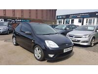"""""""STUNNING"""" FORD FIESTA FLAME 1.4 (2004) - 3 DOOR HATCH - LOW MILEAGE - LONG MOT - F.S.H - HPI CLEAR!"""