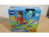 Brand New Vtech Toot-Toot Drivers Fast Track Launcher Delux