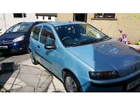 fiat punto 1.2 03 plate