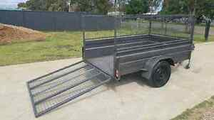 HIRE 8X5 CAGE AND RAMP TODAY FOR ALL YOUR DIY NEEDS BOOK NOW Kemps Creek Penrith Area Preview