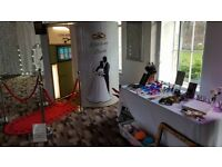 HIGH QUALITY PHOTO BOOTH HIRE - EDINBURGH, THE LOTHIANS, FIFE, BORDERS & PERTH