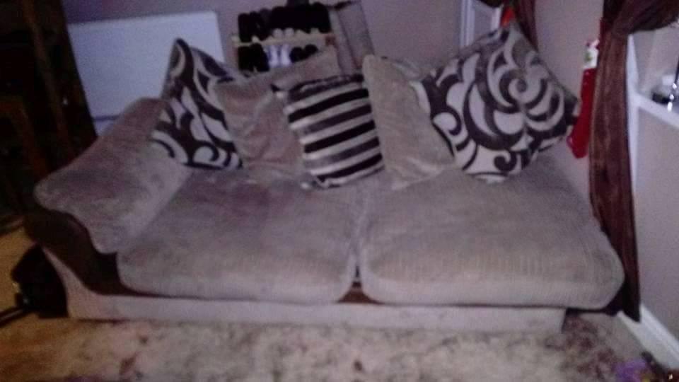 Harveys Large Lullabye Range Corner Sofa Bed In Eastwood