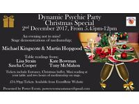 Dynamic Psychic Christmas Party Special