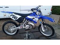 Yamaha YZ250 2010 Motocross Bike ***Excellent Condition***