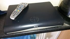 Sky + Box with Remote
