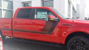 FORD F-150 FX4 Rouge 2014 36 000 km (34 450$)
