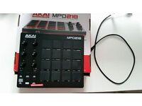 Akai mpd 218 pad controller midi (new)