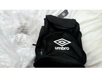 Brand New Umbro Backpack