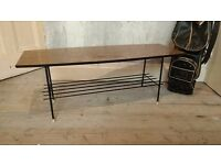 Retro 1950's / 60's Formica Coffee Table.
