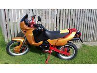 Aprilia Enduro Motorbike