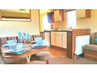 family Double Glazed And Central Heated Static Caravan For Sale At The 12 Month Season Sandylands