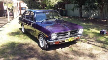 1973 DATSUN 1200 SEDAN L20B TWIN WEBER Perth Perth City Area Preview