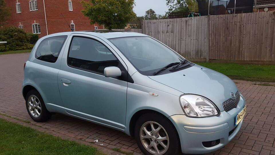2005 TOYOTA YARIS 1.3 PETROL T-SPIRIT AUTO GEARBOX, 12 MONTHS MOT, LADY OWNER, ONLY 36K