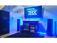 """Active QTX 18's. 18"""" Subwoofers INSANE BASS!!! Great for Home Theater, DJ, Car etc. £70 EACH!!!"""