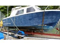cruising boat for sale