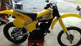 Yamaha 1979 YZ250 F