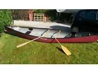17 Wenonha General Touring Tandem Canoe