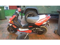 Peugeot Speedfight 2 100cc 2007