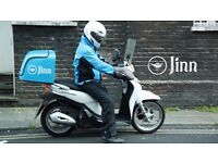 Motorcycle, Scooter & Cyclist Couriers needed!! - Up to £2750 Monthly