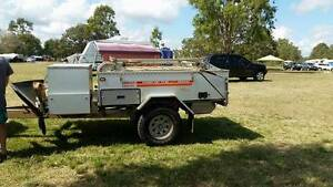 2006 Kimberley Kamper Classic Mariner with 3.7m boat Benaraby Gladstone City Preview