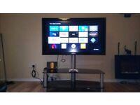 "Samsung TV 46"" + Amazon Fire Stick for sale"