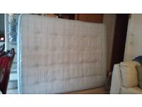 Mattress 5ft King Size - Westminster Orthocoil - in very good clean condition