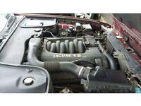 1997 JaguarXJ8 4.0 litre V8