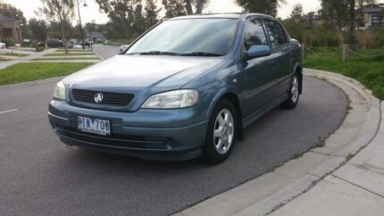 2001 Holden Astra REGO South Morang Whittlesea Area Preview