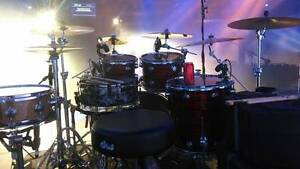 Drum Lessons w/ Sean Isaac Tng (Jess Mauboy, Jayesslee,  Xfactor) Glenwood Blacktown Area Preview
