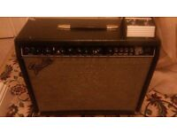 Fender Stage 112 Amplifer w/ footswitch