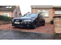 Audi A4 Black Edition Rep (not vw, golf, polo, s3, s4)