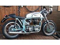 CLASSIC 1959 NORTON WESLAKE NRE 950 TWIN