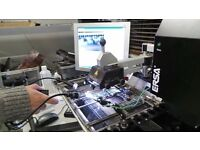APPLE MACBOOK MOTHERBOARD / LOGIC BOARD REPAIR & SERVICE CENTER @ PROMAC LONDON.