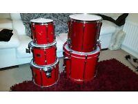Pearl Session Elite 5 Piece Drum Kit