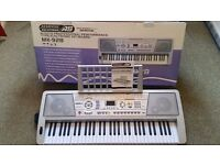 Piano Keyboard (Boxed)