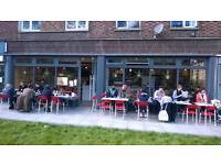Baristia/ Front of house full time position in exciting Hoxton Kafe'/ Deli