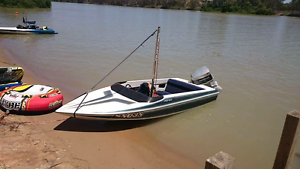 Sterling Monza ski boat Gulfview Heights Salisbury Area Preview